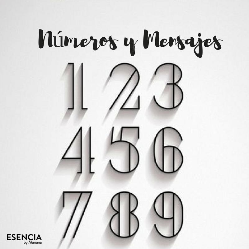 NÚMEROS Y ÁNGELES: ¿SEÑALES DEL UNIVERSO?