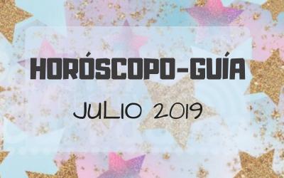 HORÓSCOPO-GUÍA: JULIO 2019