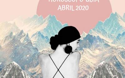 HORÓSCOPO-GUÍA: ABRIL 2020